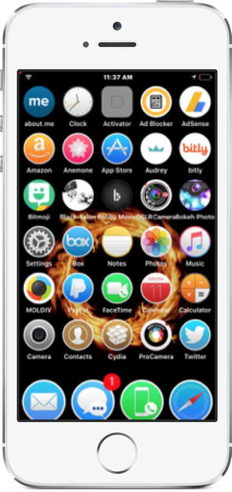 boxy  cydia tweak customize icon placement  screen iphonecaptain ios  jailbreak tips