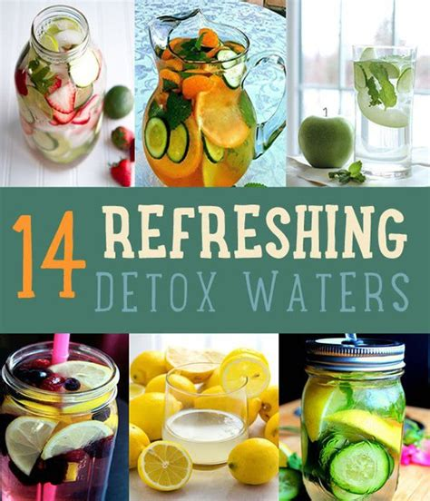 Detox Fruit Water Ideas by 17 Best Ideas About Detox Waters On Infused