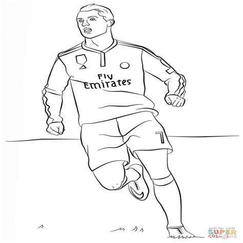 coloring pages ronaldo cristiano ronaldo coloring pages www pixshark com