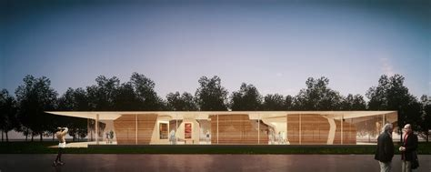 pavillon kunst architects propose pavilion for singapore