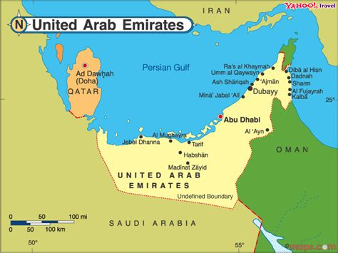 map of the united arab emirates the gallery from gabriel icasiana