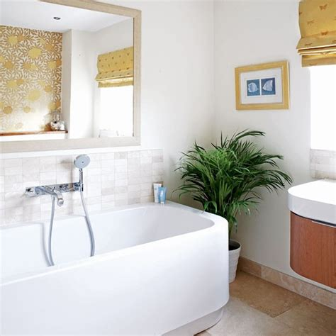 White And Gold Bathroom Ideas White And Gold Bathroom Bathrooms Design Ideas Image Housetohome Co Uk