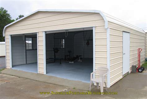 Garage Ca by Metal Garages California Steel Garages In California