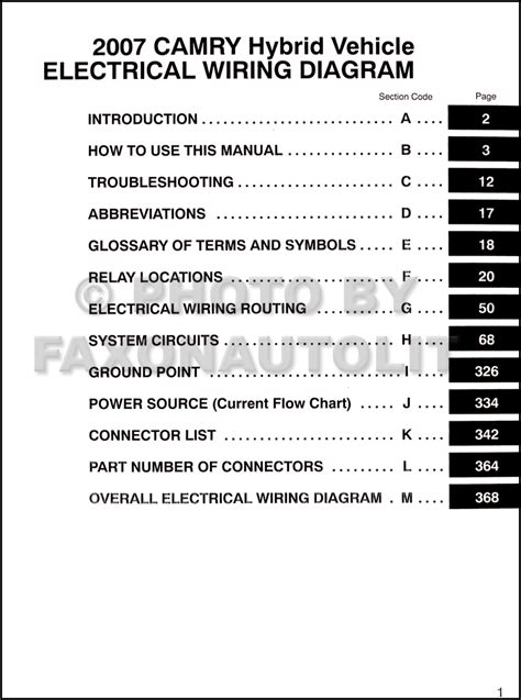 download car manuals 2007 toyota camry hybrid parental controls 2007 toyota camry electrical wiring diagram manual 50 wiring diagram images wiring diagrams