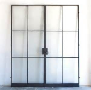 Metal Doors With Glass 25 Best Ideas About Metal Doors On Industrial Windows And Doors Patio Windows And