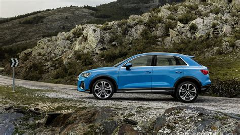 audi  revealed  small luxury suv grows