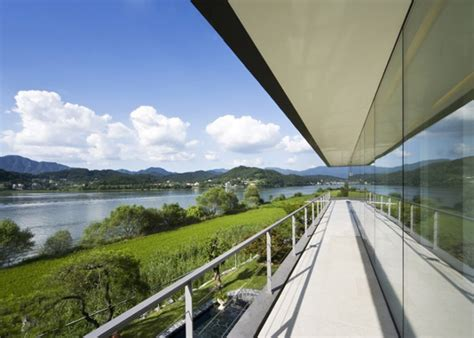 panoramic house plans panoramic view house plans riverfront in korea modern house designs
