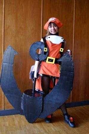 9285 Lucky Maxy cosplayer cherryteagirl acparadise
