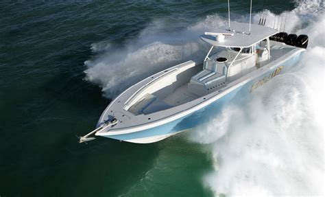 invincible boats 40 cat florida sport fishing journal online television