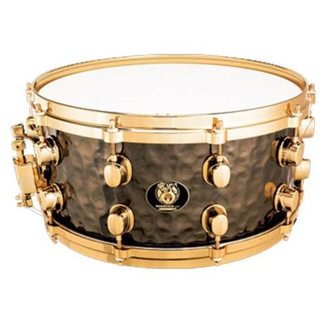 Gretsch 65x14 Gold Series Rosewood Snare Drum S1 6514 Rw Remo mapex bpbr465hb black panther hammered brass snare drum