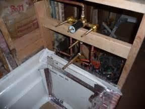 Framing For A Bathtub Bathroom Remodel Tub Framing Be The Pro