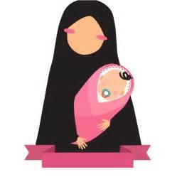 foto hijab kartun foto animasi islam lucu terbaru display