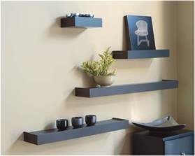 Living Room Wall Decor Shelves Wall Shelf Ideas Bedroom Living Room Diy Floating Shelves