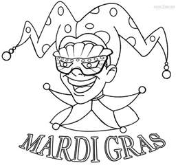 mardi gras coloring pages printable mardi gras coloring pages for cool2bkids