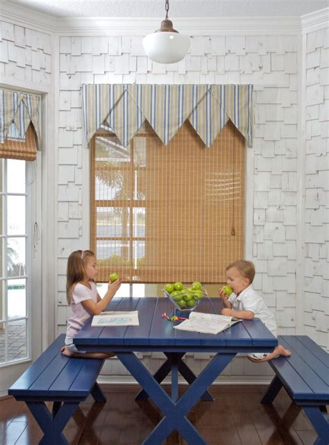Dining Room Picnic Table Embrace The Relaxed Style Of Indoor Picnic Tables