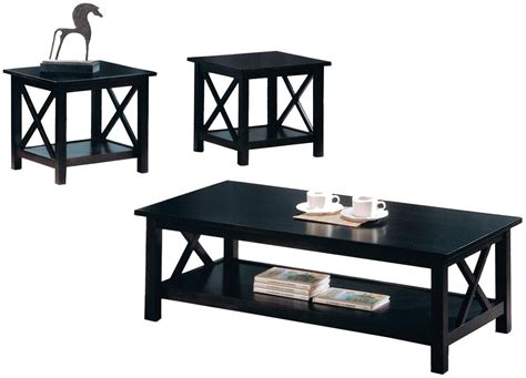 black coffee and end tables end table coffee table coffee table sets