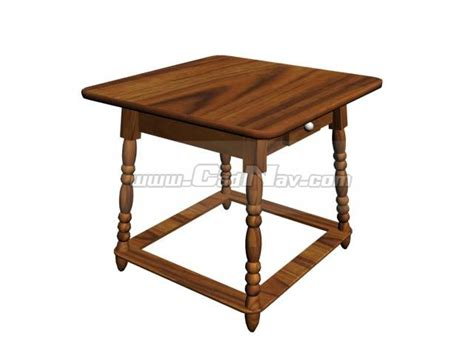 Mini Coffee Table 3d Model 3ds Max 3ds Files Free Download Mini Coffee Table