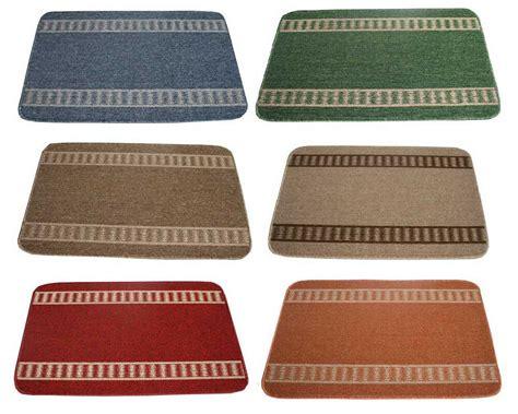 Doormat Runner - modern anti slip back washable door mat athena hardwearing