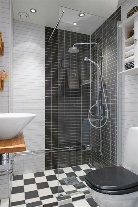 salle de bain noir et blanc ikea