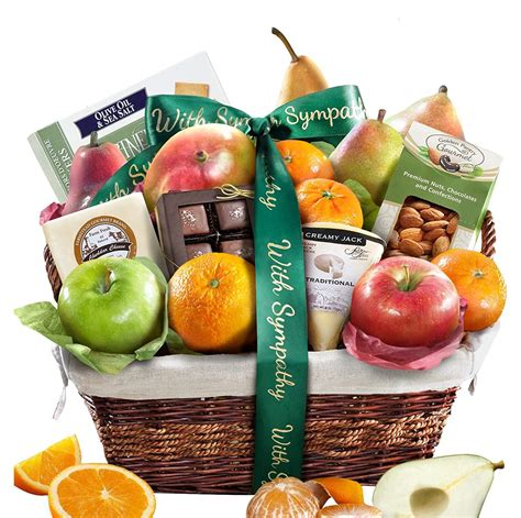 Sympathy Baskets by 10 Best Sympathy Gift Ideas Heavy