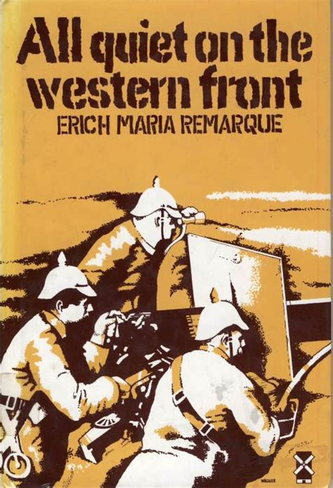 all on the western front book report 28 all on the western front book report