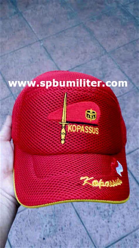 Senter Jatah Tni By Saninmilitery baret kopassus asli jatah spbu militer