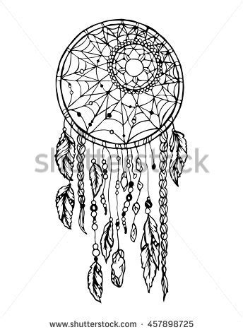 american inspired coloring book dreamcatcher 50 tribal mandalas patterns detailed designs books dreamcatcher stock photos royalty free images vectors
