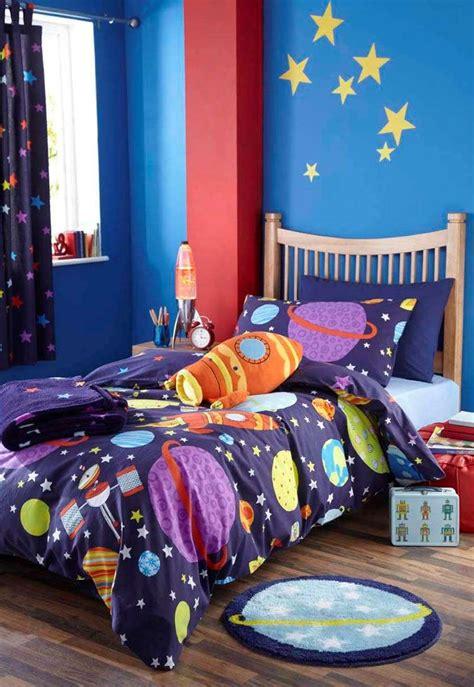 theme bedroom 15 space themed bedrooms for boys rilane
