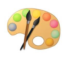 paint palette clipart clipart suggest