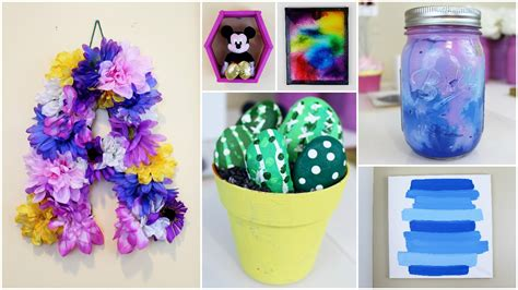Diy Projects For Home Decor Pinterest by 6 Cheap Amp Easy Diy Summer Room Decor Ideas Pinterest