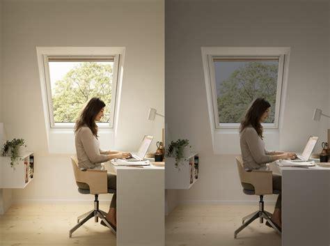 verglasung fenster dachfenster sonnenschutz mit elektrochromer verglasung