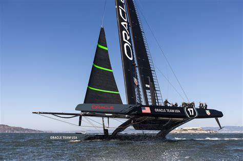 catamaran vs hydrofoil america s cup 2013 oracle team usa ac72 yacht 17 fourth