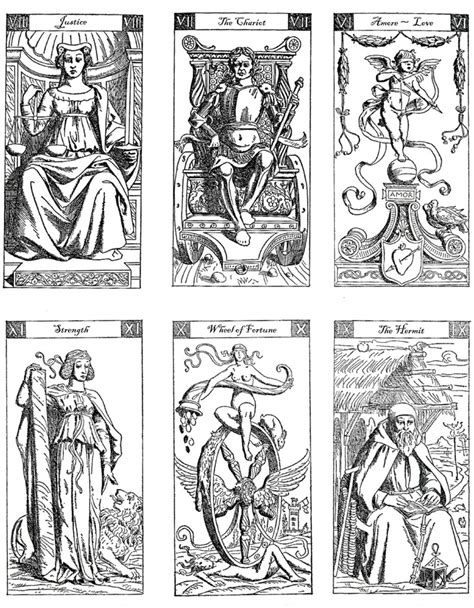 tarot card template for printing 8 best images of color yourself tarot cards printable