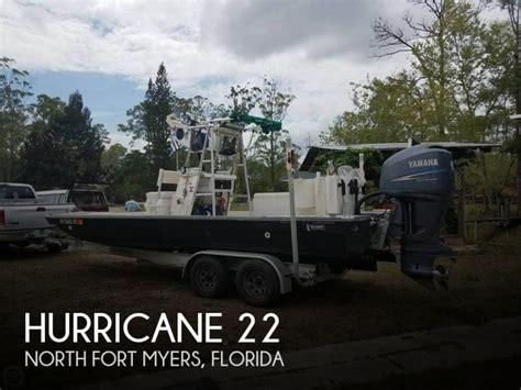 hurricane boats for sale in florida hurricane 22 boats for sale in florida