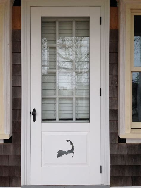 cape cod style screen door cape cod ranch style house plans nantucket style house plans 1000 images about our custom products on pinterest