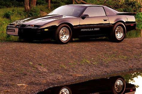 how make cars 1987 pontiac firebird head up display 1987 firebird formula features gm high tech performance