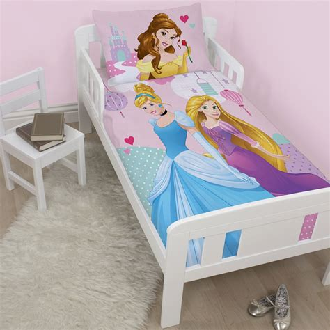 sofia toddler bed character disney junior toddler bed duvet covers bedding