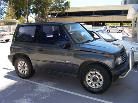 Suzuki Cara For Sale 1991 Used Suzuki Vitara Awd Car Sales South Perth Wa