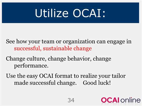 organizational culture assessment instrument template ppt organizational culture assessment instrument