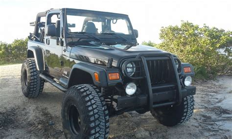 Raised Jeeps For Sale 2006 Jeep Wrangler Unlimited Lifted For Sale