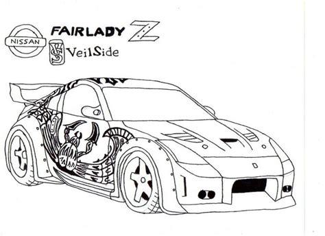 drifting car coloring page tokyo drift car coloring pages coloring pages