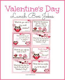 Valentine's Day Lunch Notes