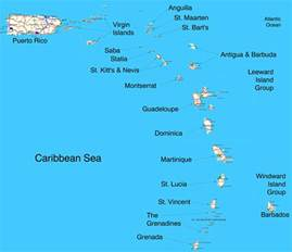 map of eastern us and caribbean fidelity luxury catamaran charters bvi yacht charters
