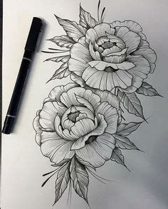 flower tattoo reference essi drawings is creating sketches and illustrations
