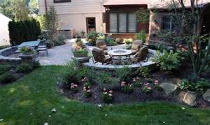 Backyard Landscaping Ideas Pictures In The Back 4 Backyard Landscaping Ideas And Tips Kg Landscape Management