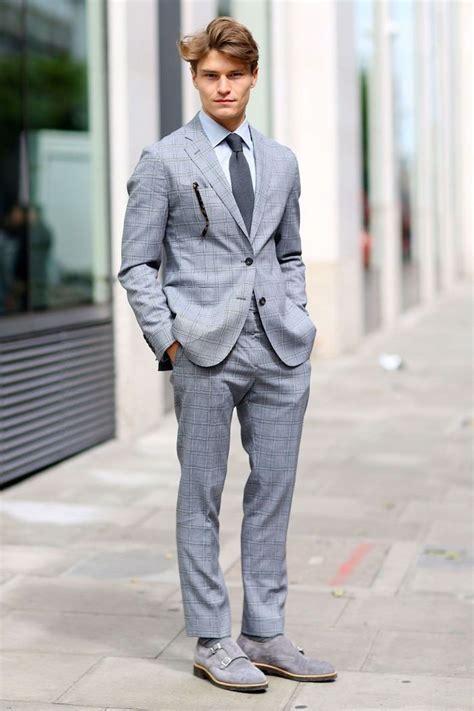 Grauer Anzug Welches Hemd by 1001 Ideen Thema Grauer Anzug Welches Hemd Passt Dazu
