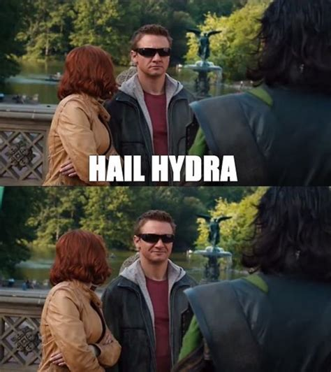 Hail Hydra Meme - image 735629 hail hydra know your meme
