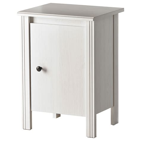 white ikea table brusali bedside table white 44x36 cm ikea