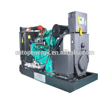 10kw small home use small biogas engine electric generator