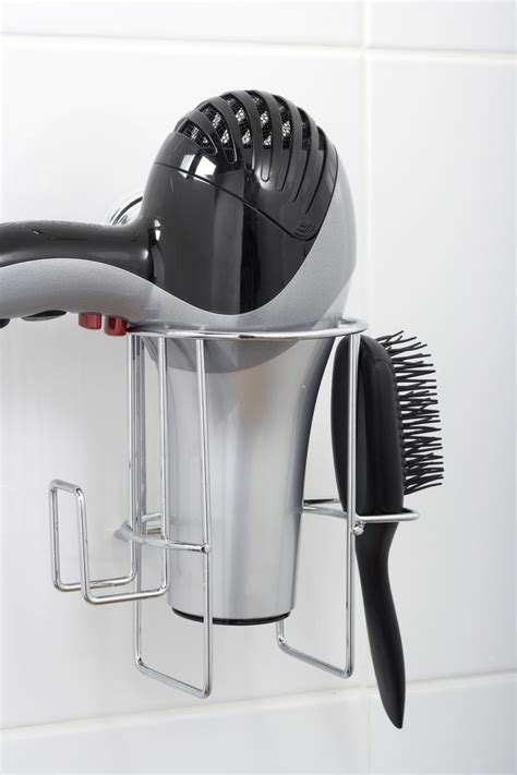 Hair Straightener And Hair Dryer Holder 17 best year 10 hair dryer straightener storage images